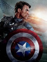 Captain America: The First Avenger movie poster (2011) picture MOV_b7f174dc