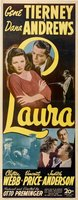 Laura movie poster (1944) picture MOV_b7f2bea6