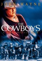 The Cowboys movie poster (1972) picture MOV_b7f71351