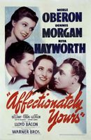 Affectionately Yours movie poster (1941) picture MOV_b7f9b807