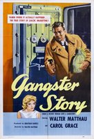 Gangster Story movie poster (1960) picture MOV_b7fbecad