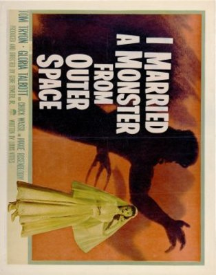 I Married a Monster from Outer Space movie poster (1958) poster MOV_b7ff72a6