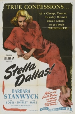 Stella Dallas movie poster (1937) poster MOV_b800b7b6