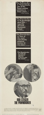 The Pawnbroker movie poster (1964) poster MOV_b802b25c