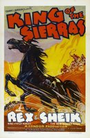 King of the Sierras movie poster (1938) picture MOV_b80509c8