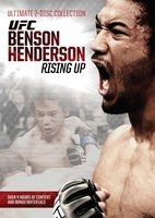 Benson Henderson: Rising Up movie poster (2012) picture MOV_b807c1c9