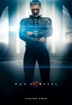Man of Steel movie poster (2013) poster MOV_b810e7c3