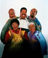 Nutty Professor 2 movie poster (2000) picture MOV_b811352d