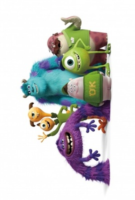 Monsters University movie poster (2013) poster MOV_b81280d2