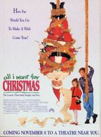 All I Want for Christmas movie poster (1991) picture MOV_b814b291