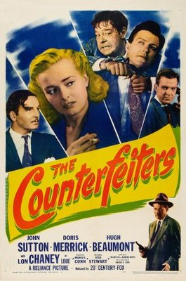 The Counterfeiters movie poster (1948) poster MOV_b819e9bd