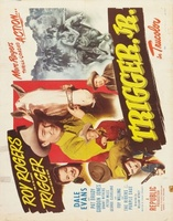 Trigger, Jr. movie poster (1950) picture MOV_b8267b0e