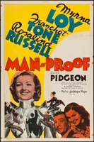 Man-Proof movie poster (1938) picture MOV_b8276b2e