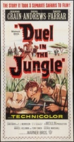 Duel in the Jungle movie poster (1954) picture MOV_b828046b