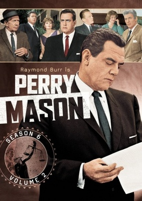 Perry Mason movie poster (1957) poster MOV_b830143a
