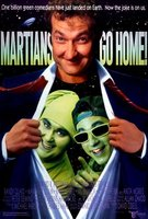 Martians Go Home movie poster (1990) picture MOV_b833239e