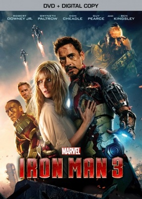 Iron Man 3 movie poster (2013) poster MOV_b837c10f