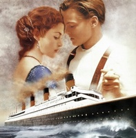 Titanic movie poster (1997) picture MOV_b839c885