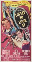 Lovely to Look at movie poster (1952) picture MOV_97ec8c0e
