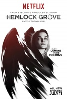 Hemlock Grove movie poster (2012) picture MOV_b83dbeab