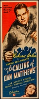 The Calling of Dan Matthews movie poster (1935) picture MOV_b8416d4e