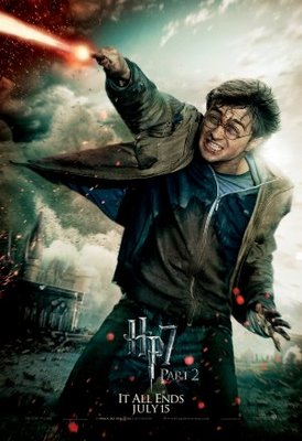 Harry Potter and the Deathly Hallows: Part II movie poster (2011) poster MOV_b846390e