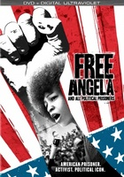 Free Angela & All Political Prisoners movie poster (2012) picture MOV_b84780af