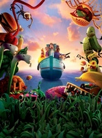 Cloudy with a Chance of Meatballs 2 movie poster (2013) picture MOV_b84911a5