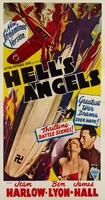 Hell's Angels movie poster (1930) picture MOV_b84cd920