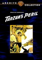 Tarzan's Peril movie poster (1951) picture MOV_b84eb874