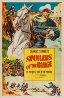 Spoilers of the Range movie poster (1939) picture MOV_b84ef1b1