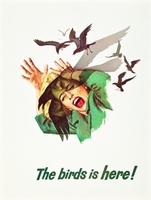 The Birds movie poster (1963) picture MOV_b85007fd