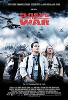 5 Days of War movie poster (2011) picture MOV_b8549e82