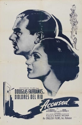Accused movie poster (1936) poster MOV_b855e03a