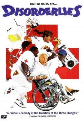 Disorderlies movie poster (1987) poster MOV_b857ed6e