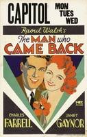 The Man Who Came Back movie poster (1931) picture MOV_b85983ac