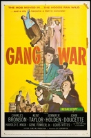 Gang War movie poster (1958) picture MOV_b859c80e