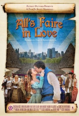 All's Faire in Love movie poster (2009) poster MOV_b85b2333