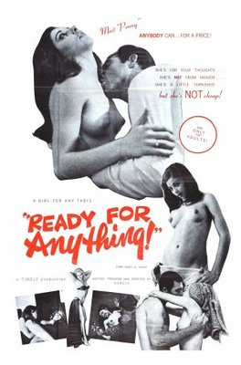 Ready for Anything! movie poster (1968) poster MOV_b8656197