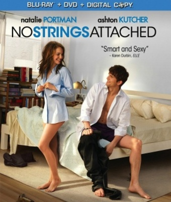 No Strings Attached movie poster (2011) poster MOV_b8694952
