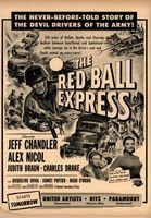 Red Ball Express movie poster (1952) picture MOV_b87edb4b