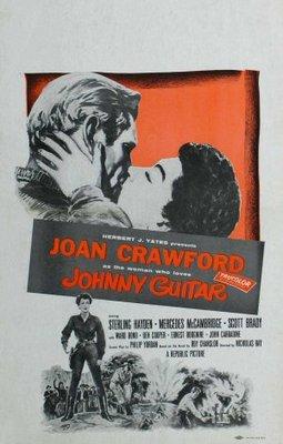Johnny Guitar movie poster (1954) poster MOV_b87fbfb0