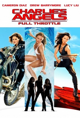 Charlie's Angels 2 movie poster (2003) poster MOV_b880b1e1
