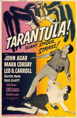 Tarantula movie poster (1955) poster MOV_b88466d6