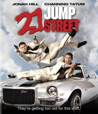 21 Jump Street movie poster (2012) poster MOV_b886eb5b