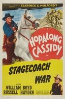 Stagecoach War movie poster (1940) picture MOV_b88924a6