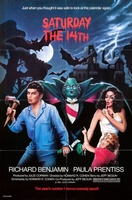 Saturday the 14th movie poster (1981) picture MOV_b89a07f2