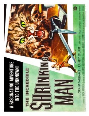 The Incredible Shrinking Man movie poster (1957) poster MOV_b8a2ea04