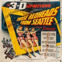 Those Redheads from Seattle movie poster (1953) picture MOV_b8a316df
