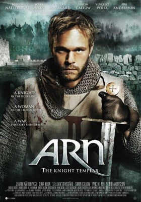 Arn - Tempelriddaren movie poster (2007) poster MOV_b8a6039e